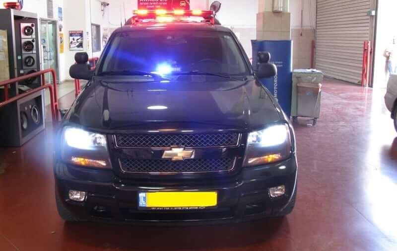 להפליא מיוחדים - EE911 אבזור רכבי ביטחון, מערכות כריזה וציוד אבטחה מתקדם UG-69
