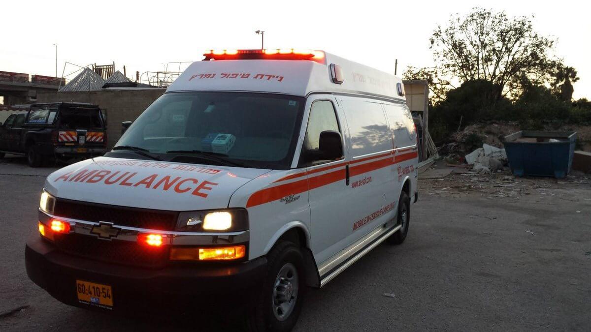 דיגום ניידת טיפול נמרץ - פתרונות חירום מתקדמים