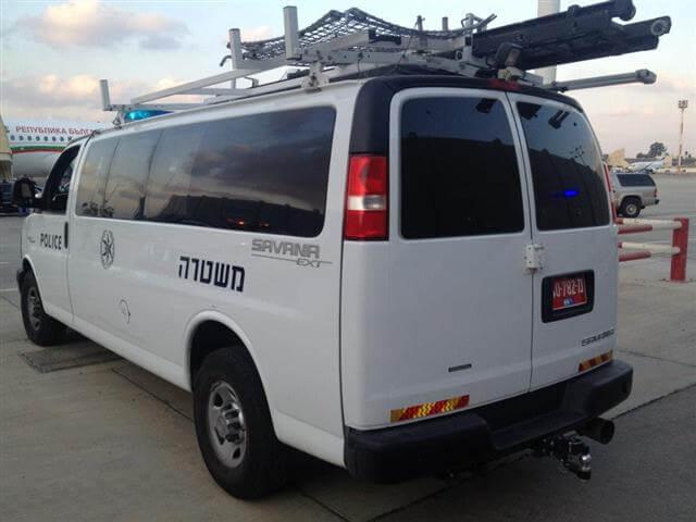 """ניידות יס""""מ - משטרת ישראל"""