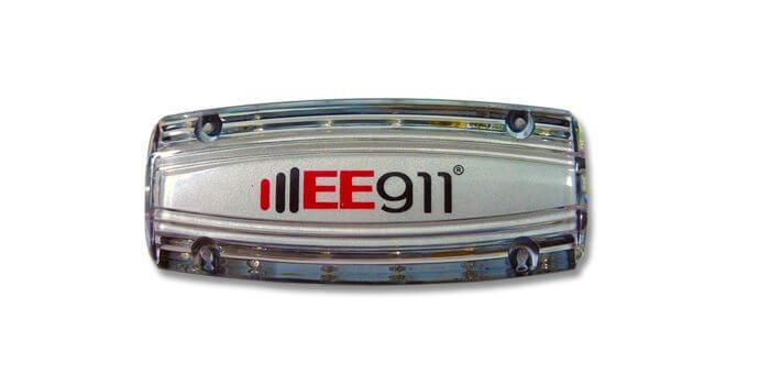 מהבהב LED אישי זעיר נטען USB
