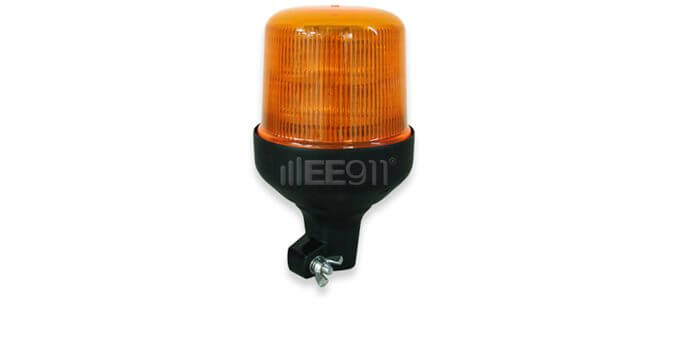 פנס גג LED קבוע או מגנטי