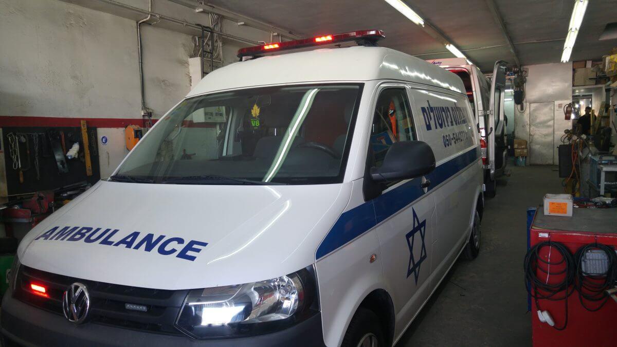 חברת אמבולנס בירושלים