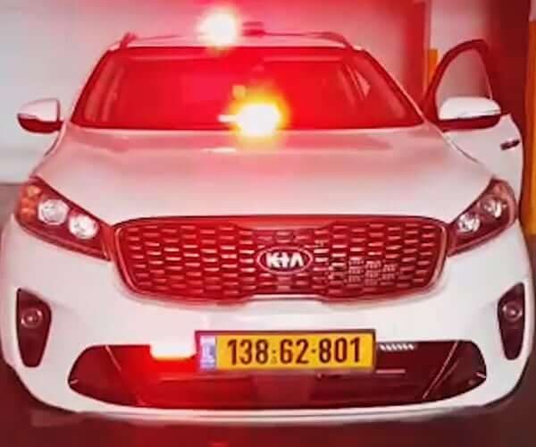 רכב פיקוד - כיבוי אש (2018)