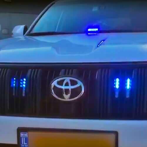 דיגום רכב פיקוד (2018)