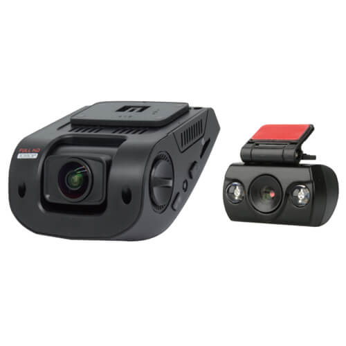 מצלמת דרך דו כיוונית FULL HD לרכב