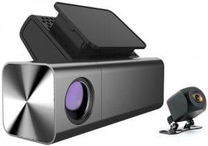 מצלמת דרך דו כיוונית FULL HD עם חיבור 3G לצפייה מרחוק