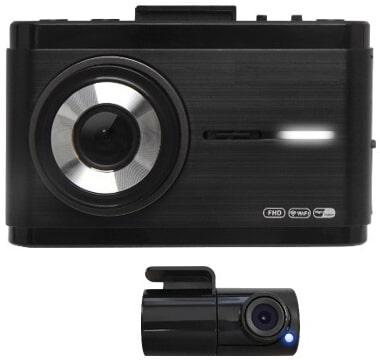 מצלמת דרך דו כיוונית FULL HD עם חיבור WiFi - מקליטה בחניה